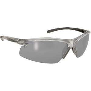 Fusion 4250 Mirrored Motorcycle Sunglasses with Pearl-Silver Frame/Silver Lenses