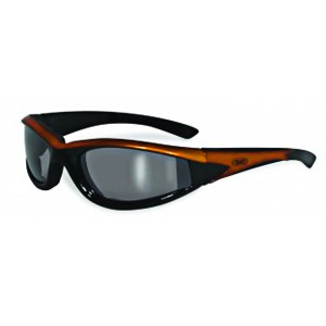 Global Vision Hawkeye Orange Sunglasses