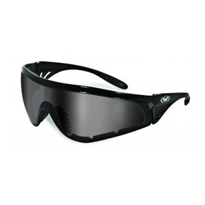 Global Vision Python Flash Mirror Lens Sunglasses