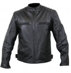 Men's Padded Scooter Fury Motorycle Jacket 855