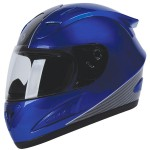 Torc T-10 Prodigy Blue Absolute Helmet