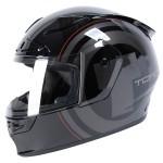 Torc T-19 Phantom Black Nova Helmet