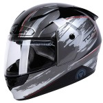 Torc T-19 Phantom Morini Red Helmet
