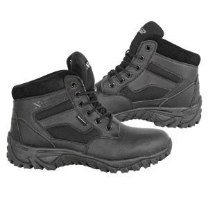 Xelement Men's Tactical 6in. High Engineer Boots LU1967