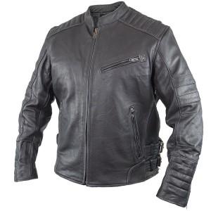 Xelement Alpha Men's Leather Motorcycle Jacket BXU1974