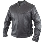 Xelement Alpha Men's Leather Motorcycle Jacket BXU1974