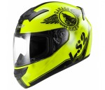 ШЛЕМ (ИНТЕГРАЛ) LS2 FF352 ROOKIE FAN, HI-VIZ YELLOW