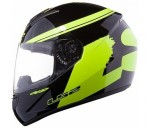 ШЛЕМ (ИНТЕГРАЛ) LS2 FF352 ROOKIE FLUO, BLACK YELLOW
