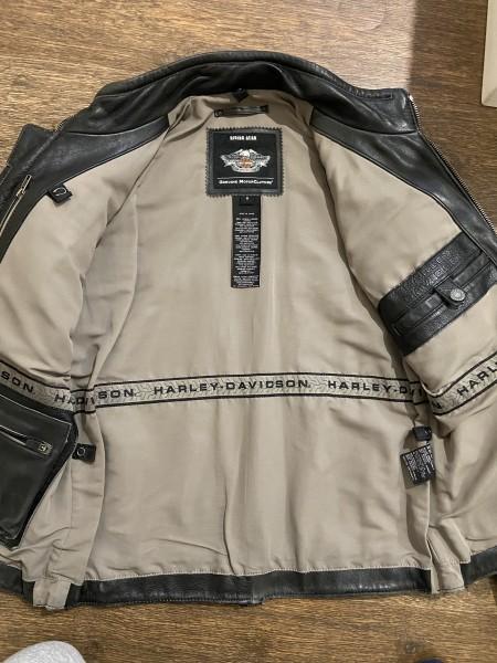 Harley Davidson Valor Leather Jacket